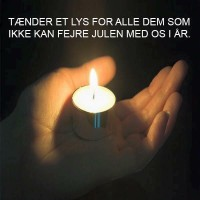 Tænd et lys