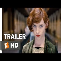 The Danish Girl  - Official Trailer (2015)